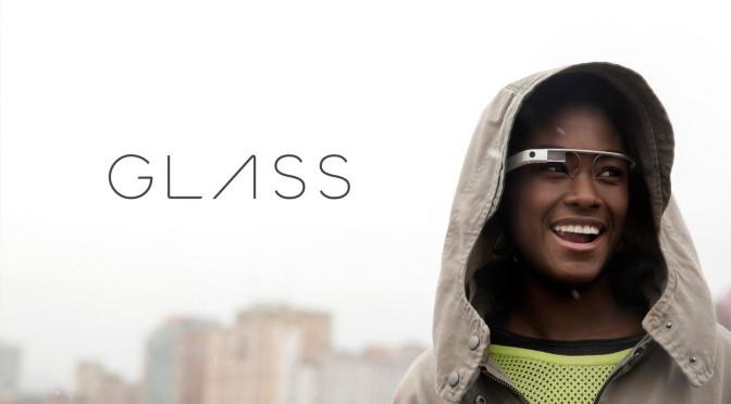 Google Glass spreekbeurt
