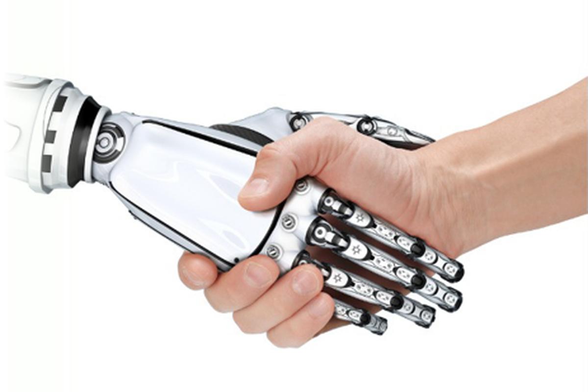chatbot handshake